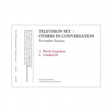 "TELEVISION SET / OTHERS IN CONVERSATION - November Session [7""]"